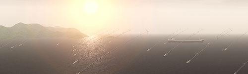 Новый формат использования альтернативного источника энергии - ветра
