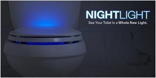 Подсветка для туалета