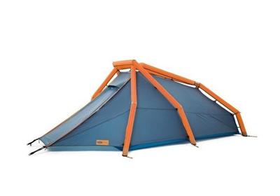 Палатка с надувным каркасом